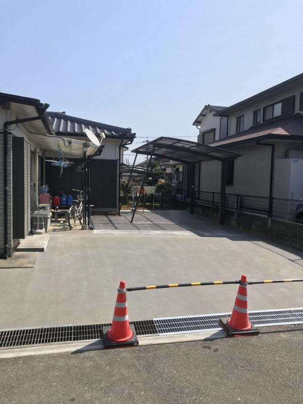佐賀県 神埼市 Y様 外構工事