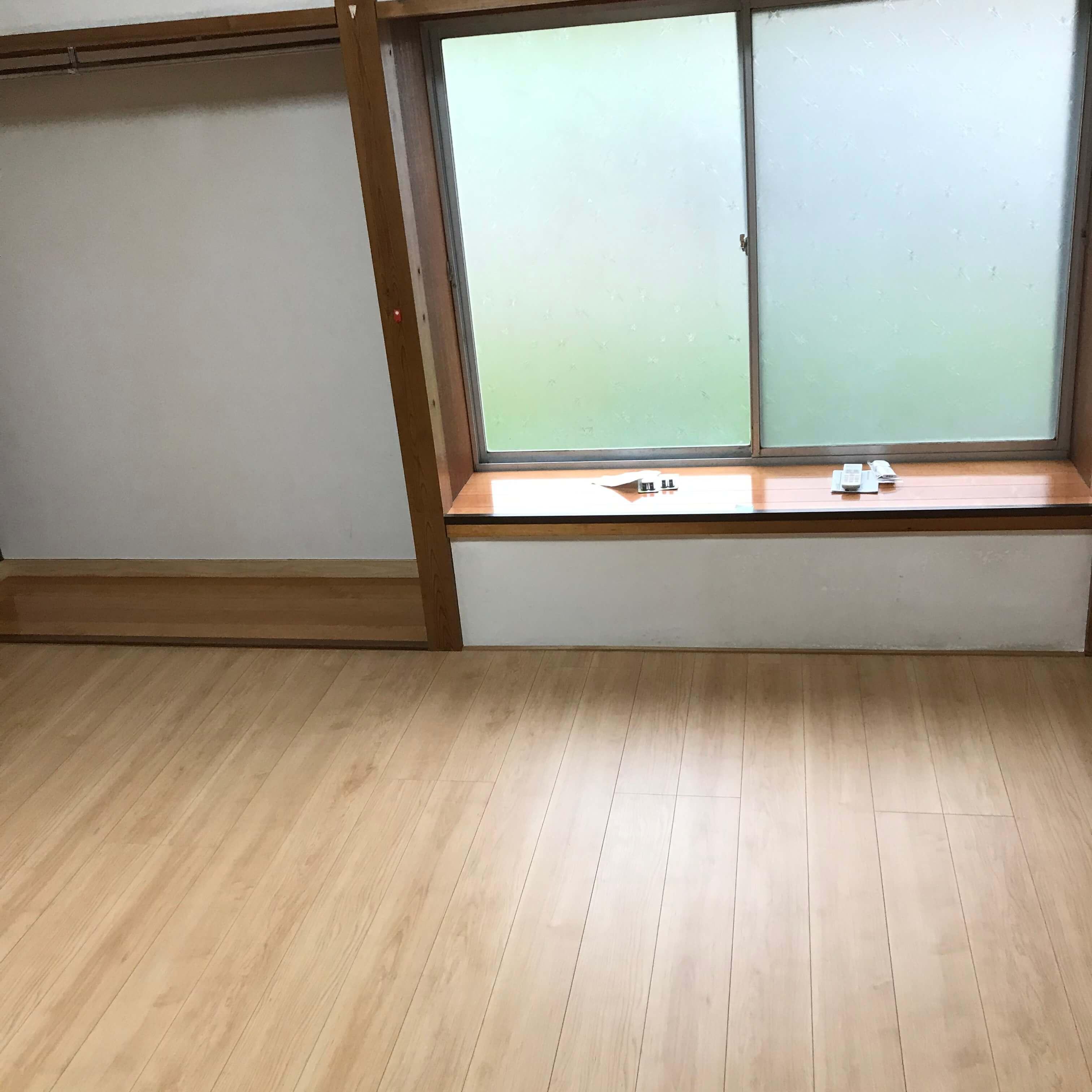 佐賀県三養基郡 T様  床貼り替え工事